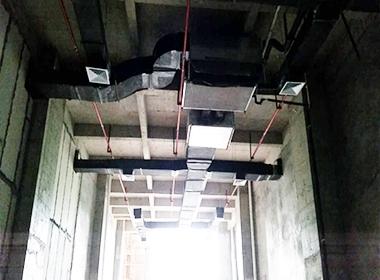 兴义国际会展中心空调管工程
